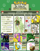 UBF:Trainer Application by SteelFeathers