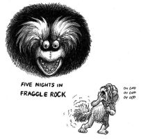 Doodle: Five Nights in Fraggle Rock by Negaduck9