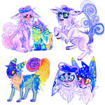 More babies iDk What they are by CHAlNSAW
