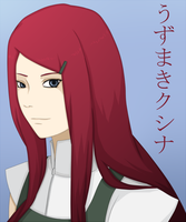 Uzumaki Kushina by FireEagleSpirit