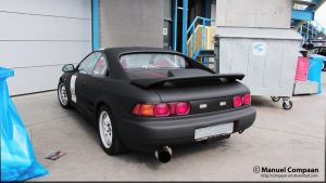 Toyota MR2 by compaan-art