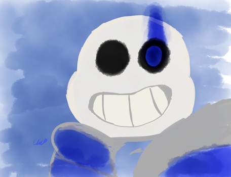 Sans by QueenofHearts73