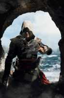 Assassin's Creed 3 - Fan Art by dmorson