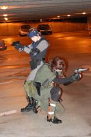 Girls don't play Metal Gear by Jackov