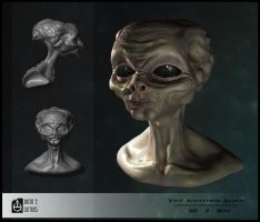 Yet Another Alien by thadeemon