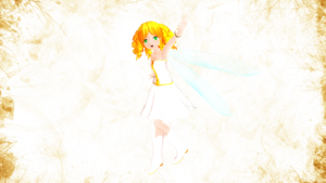 Hiya Princess of the light kingdom official outfit by NadeshikoLove1