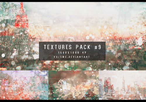 Textures pack #9 4P By vul3m3 by vul3m3