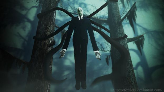 Slender - Embracing Darkness by cfowler7