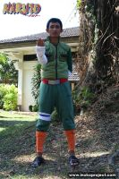 rock lee shippuuden cosplay by narutimate