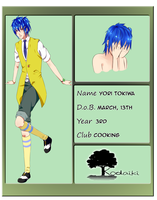 :KA: Yori Tokiwa Application by KirCorn