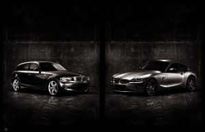 BMW FIGHT CLUB PROJECT by dr4oz