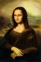 Mona Lisa by Indylicious
