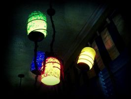 Cafe Lights by Hayes-Designs