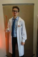 Gordon Freeman from Half-Life Cosplay by madfadmaker