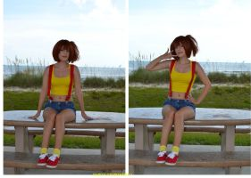 Misty: The Cutest Tomboy by HarleyTheSirenxoxo