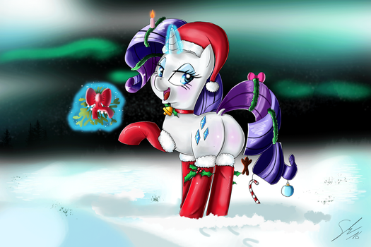 Christmas Rarity by Shogundun