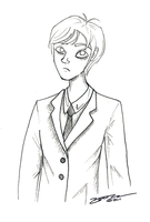 Artemis Fowl by SeeminglyCaptivating