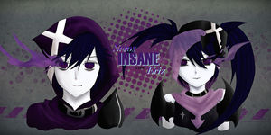 Insane Twins by kuronekoyami