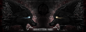 Shatter me! by Dalkur