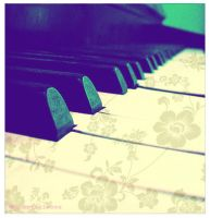 love my piano by tomatokisses