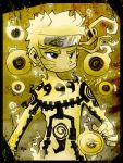 +Yellow Flash Naruto+ by kraola