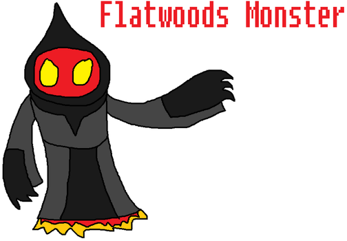 Flatwoods Monster by creatureboy02