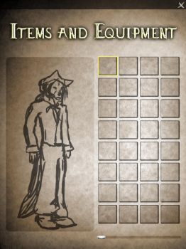 Inventory Display WIP by Jessismith