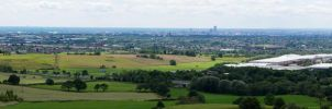 Tandle Hill View by irwingcommand