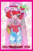 Strawberry Shortcake-Gift by Tahki