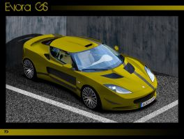Lotus Evora GS by TTS by TeofiloDesign
