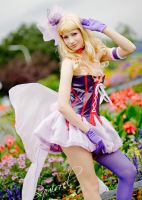 Macross - Sheryl Nome by Andy-K