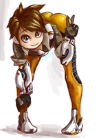 OverWatch - Tracer by lFall