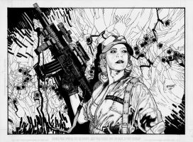 Lady Jaye by ironhed577