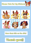 Please vote for my stickers by vanillabit
