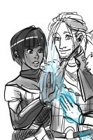 Anders+Bethany artrade by PayRoo
