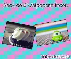 Pack de 10 WallPapers Lindos by TutorialesYessi