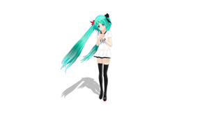 MMD - World Is Mine Miku DOWNLOAD by DieIrreKatze