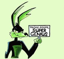 loonatics: super genius by Mad-Hatter-LCarol