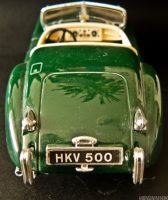 Jaguar XK120 II by 5haman0id
