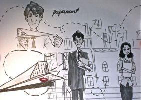 Paperman by live-young48