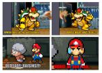 Fan Comic - SMG4's Cooking with Mario and Bowser 2 by KingAsylus91