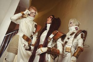 Trinity Blood - Red Mars by adelhaid