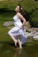 Lady in the Water 8 by Obliviate-Stock