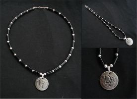 Harry Potter Dumbledore's Army Necklace - Silver by RebelATS