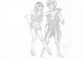 Lysander and Lacia by Vicky-15
