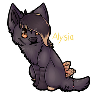 .:OC:. Alysia by oOCupcakeOo