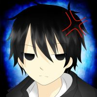 Pissed Kirigaya Kazuto by AdminChibiya