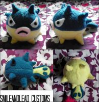 Qwilfish Plush by SmileAndLead
