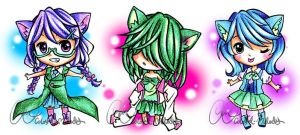 Adoptable: OPEN reduced price~ by Colorful--Melody