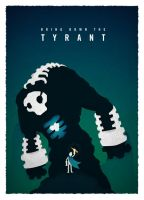 Bring Down the Tyrant by dementeddesign